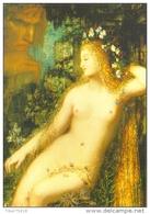 """Carte Postale édition """"Dix Et Demi Quinze"""" - Gustave Moreau (1826-1898) Grand Palais (Galatée) - Peintures & Tableaux"""