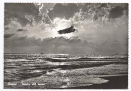 1962, Rimini - Poesia Del Mare. - Rimini