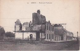 CPA Arras - Boulevard Faidherbe (29267) - Arras