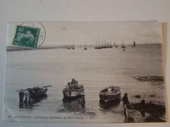 T27 LE CROISIC  Arrivée Des Sardiniers Au Port Charly 1909 - Le Croisic