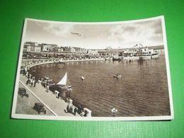 Cartolina Bari - Lungomare Nazario Sauro E R. Circolo Barion 1939 - Bari