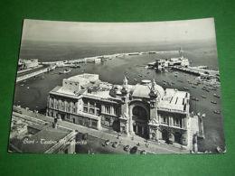 Cartolina Bari - Teatro Margherita 1956 - Bari