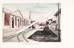 Strasse In BEIRA - Carte Colorée - Mozambique
