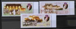 G30 - Sultanate Of Oman 20111 MNH Complete Set 3v. - 41st Anniversary Of Independence -  Royal Opera House - Oman
