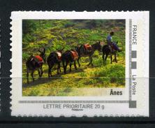 "LES ANES Adhésif Neuf ** . Collector "" LA CORSE ""  2009 - France"