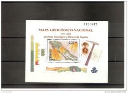 España/Spain-(MNH/**) - Edifil 4036 - Yvert BF-121 - Blocks & Sheetlets & Panes