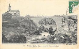 Vallée De La Cure (Yonne) - Pont De Pierre-Perthuis - Edition B.F. Paris - France