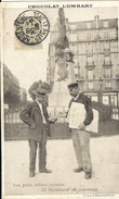 LES PETITS METIERS PARISIENS - Le Marchand De Journaux          62 - Straßenhandel Und Kleingewerbe