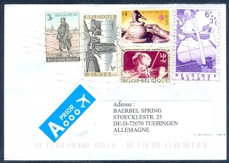 D2- Postal Used Cover. Posted From Belgum To Deutschland. Allemagne. - Belgium