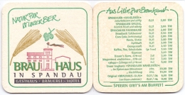 #D146-229 Viltje Brauhaus In Spandau - Sous-bocks