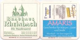 #D146-250 Viltje Brauhaus Rheinbach - Sous-bocks