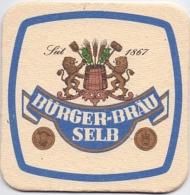 #D146-293 Viltje Bürger-Bräu Selb - Bierdeckel