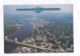 Amérique Etats Unis Wilmington North Carolina Cape Fear River Bridge And Historic Wilmington Riverfront BE - Wilmington