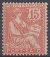 N° 26 - X - ( C 595 ) - Port-Saïd (1899-1931)
