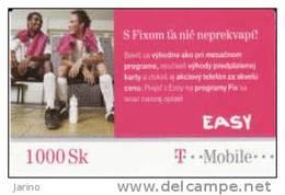 Slovaquie, T Com, Mobile, Nominal 1000 Sk - Slowakei