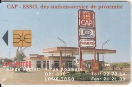 TOGO - CAP/ESSO, Used - Togo