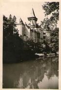 (25)  Petite  Photo Originale  Chateau De Cleron  1948 . 8.5cmX6.5cm - France