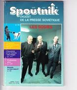 SPOUTNIK Digest De La Presse Soviétique, Mensuel N° 6, Juin 1991, Les Sosies - Politique