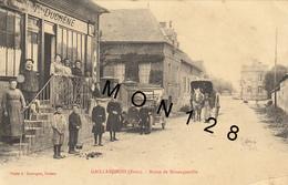 GAILLARDBOIS (27)  ROUTE DE MENESQUEVILLE - France