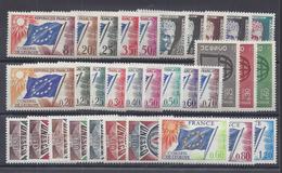 FR - 1958-75 - Timbres De Service N° 17 à 48 Complet - Neufs - XX - MNH - TB - - Nuovi