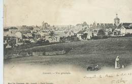 70, Haute-Saône, LUXEUIL, Vue Générale,  Personnges, Scan Recto-Verso - Luxeuil Les Bains