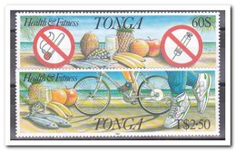 Tonga 1993, Postfris MNH, Fruit, Food, Bicycle - Tonga (1970-...)