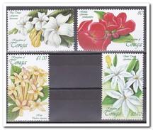 Tonga 1999, Postfris MNH, Flowers - Tonga (1970-...)