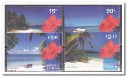 Tonga 2003, Postfris MNH, Flowers, Trees - Tonga (1970-...)
