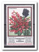 Trinidad & Tobago 1969, Postfris MNH, Flowers - Trinidad En Tobago (1962-...)