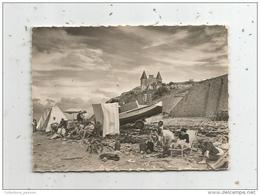 Photographie , 9 X 6.5, ARROMANCHES LES BAINS , Port De La Libération , La Plage  , N° 1751 - Lieux