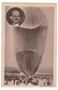 SUISSE -- BALLON DU PROFESSEUR PICARD LORS DE SON GONFLEMENT-1931/1932 - CP NON VOYAGEE -- - Ansichtskarten