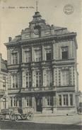 BELGIQUE THIELT Tielt Hôtel De Ville   2 Scans - Tielt