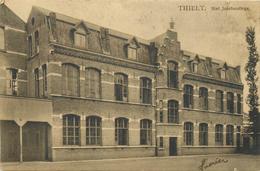 BELGIQUE THIELT Tielt Collège Saint Joseph     2 Scans - Tielt