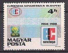 Ungarn  (1988)  Mi.Nr.  3965  ** / Mnh  (5fh23) - Ungebraucht