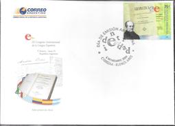 TERCER CONGRESO INTERNACIONAL DE LA LENGUA ESPAÑOLA ROSARIO SANTA FE ARGENTINA AÑO 2004 SPECIAL COVER - Talen