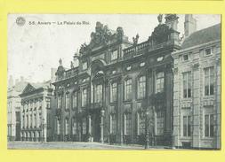 * Antwerpen - Anvers - Antwerp * (G. Hermans, Nr 56) Le Palais Du Roi, Koninklijk Paleis, Façade, Rue, Rare - Antwerpen