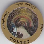 FLAN JEROBOAM GOSSET N°27 - Champagne