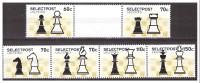 Nederland / Netherlands Stadspost Lelystad Local Issue Schaken Chess MNH - Schaken