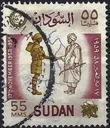 Sudan 1959 - Sudanese Army Revolution ( Mi 159 - YT 124 ) - Soudan (1954-...)
