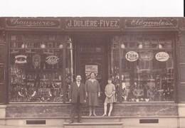 Courcelles ?? Chaussures J.DULIERE-FIVEZ  Elégantes - Cartoline