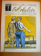 Suisse: L'Arbalète, Journal Satirique 1916-17 - Edmond Bille Cofondateur Er Mai 1917 - Newspapers