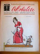 Suisse: L'Arbalète, Journal Satirique 1916-17 - Edmond Bille Co-fondateur 15 Octobre 1917 - Kranten