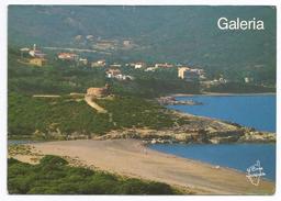 1994, Calvi - Corsica - Galeria - Veduta Generale. - Calvi