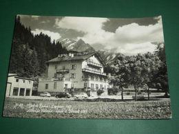 Cartolina Val Di Fassa - Canazei - Albergo Faloria 1958 - Trento