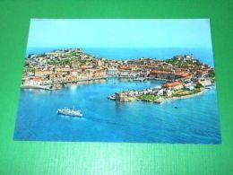 Cartolina Isola D' Elba - Panorama Di Portoferraio 1970 Ca - Livorno