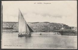 Vue Générale, Alger, Algerie, C.1910 - Régence Postcard CPA - Algiers