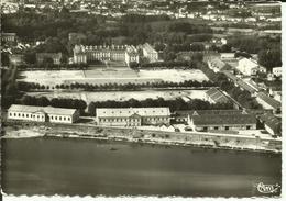 SAUMUR -- Vue Aérienne  -- 1963 -- - Saumur