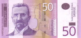 SERBIA P. 40 50 D 2005 UNC - Serbie