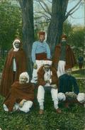 AK Köln Wahn, Kriegsgefangene, Berber? Nordafrikaner?, O 1916, Große Druckstelle Unten Rechts (12123) - Köln
