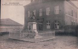 MESSINCOURT Le Monument De La Grande Guerre (1925) - Frankreich